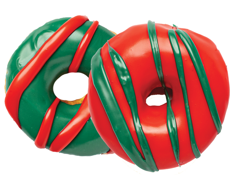 Red & Green Elf Snack