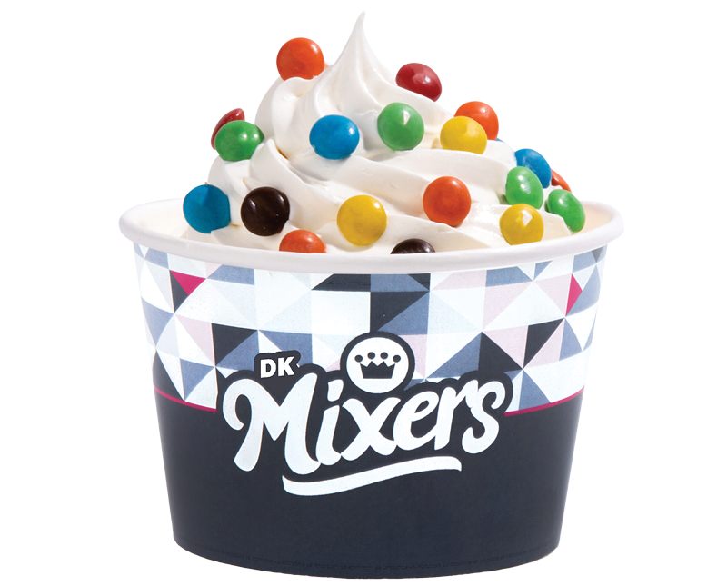 M&M's Mini Mixer