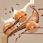 Coffe Glaze